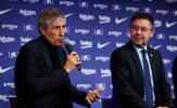 Ban lãnh đạo Barca chốt tương lai của Setien