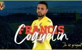 CHÍNH THỨC: Villarreal chiêu mộ thành công cựu tiền vệ Arsenal