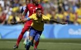 Neymar mở điểm, Brazil đè bẹp Honduras không thương tiếc