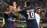 Hủy diệt Lyon, PSG giành Siêu cúp Pháp
