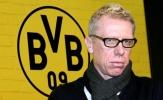 Peter Stoger chính thức chia tay Dortmund