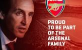 HLV Unai Emery gửi thông điệp đến fan Arsenal