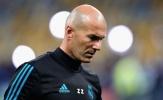 Thua Liverpool, Zidane sẽ bị Real Madrid sa thải