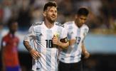 Argentina 4-0 Haiti: Thêm một 'show diễn' của Lionel Messi