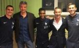 CHÍNH THỨC! Atletico Madrid sang Nga kí hợp đồng với 3 ngôi sao tuyển Pháp