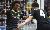 NÓNG: Sarri ra phán quyết vụ Willian tới Man Utd