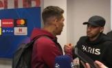 Neymar gửi lời thách thức đến Firmino sau thất bại