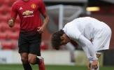 'Thần đồng' của Man Utd được khen xuất sắc hơn cả Rashford lẫn Lukaku