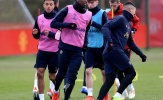 2 sao trẻ được triệu tập, nụ cười trở lại với Paul Pogba