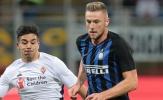 Inter Milan gửi thông điệp đến Man Utd cho thương vụ Skriniar