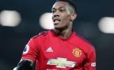 1 cầu thủ cản trở việc gia hạn hợp đồng của Man Utd với Martial