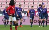 Có Chong, Gomes, Garner, U19 Man Utd vẫn thua thảm Midtjylland