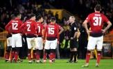Thua Wolves, Man Utd chiếm lợi thế không nhỏ trước Barcelona