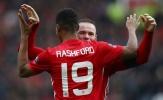 Wayne Rooney: 'Marcus Rashford có 1 điểm yếu'