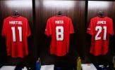 Đâu là đội hình mạnh nhất của Man Utd lúc này?