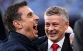 Bao giờ Man Utd có thể đua vô địch Premier League? Gary Neville có đáp án