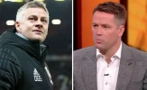 Michael Owen: 'Man Utd không thể chơi như vậy'