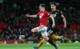Daniel James đang trở thành nạn nhân của Man Utd