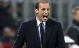 Allegri: 'Napoli, hãy mang sự giận dữ đến đây!'