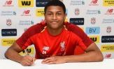 Liverpool 'trói chân' thành công thần đồng nước Anh