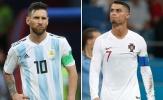 CĐV chỉ ra những thành tựu của Ronaldo mà Messi chưa đạt được