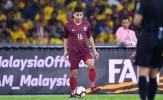Tiền vệ Thái Lan khẳng định không mất tự tin sau trận thua Malaysia