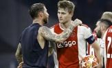 Matthijs de Ligt: 'Sergio Ramos là thần tượng lớn của tôi'