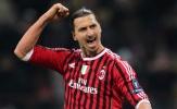 'Bố già' Berlusconi cạnh tranh với chính Milan, muốn mang Zlatan về đội bóng hạng 3