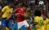Brazil muốn câu trả lời về VAR ở trận gặp Thụy Sỹ