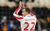 Liverpool sẽ từ bỏ thương vụ Xherdan Shaqiri nếu...