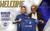 Chiêu mộ Sarri, Chelsea phải đồng ý điều khoản đặc biệt với Napoli