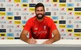 Fan MU 'đá đểu' Klopp sau khi Alisson gia nhập Liverpool