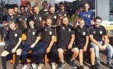 SỐC: Tái hiện pha ăn mừng của Di Canio, 7 cầu thủ Đức bị đuổi khỏi đội