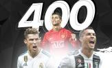 Ronaldo tiếp tục cho Messi 'hít khói' kỷ lục ghi bàn