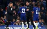Lampard tiết lộ thông điệp tuyệt vời sau trận Chelsea 3-2 Derby