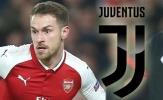 Nóng! Juventus tung ra lời đề nghị 'khủng khiếp' chiêu mộ Ramsey