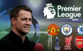 Michael Owen đưa ra dự đoán 'khiêm tốn' trận Liverpool v Man Utd
