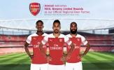 Xong! Arsenal hoàn tất thoả thuận 2,5 năm tại Đông Phi