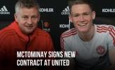 CHÍNH THỨC: Man Utd có bản hợp đồng đầu tiên ở phiên chợ đông