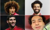 Học Fellaini, Salah tự biến mình thành 1 người 'hoàn toàn khác'