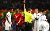 Pogba đã nói gì với đồng đội sau thẻ đỏ ở trận Man Utd 0-2 PSG?
