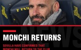 CHÍNH THỨC: Monchi tìm được bến đỗ mới, không phải Arsenal