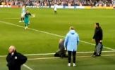 SỐC! Sao Tottenham làm điều khó tin với Guardiola khi Man City bị từ chối bàn thắng