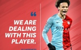 Bạn đã hiểu vì sao Man City 'chưa phản ứng' vụ Bayern - Sane?