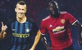 Perisic và Lukaku đổi vị trí: Man Utd đã biết sự khác biệt chưa?