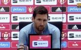 Sau tất cả, Messi nói lời thật lòng về Valverde