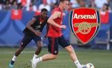 NÓNG! 'Thủ quân' tương lai của Arsenal tái xuất