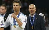 Cristiano Ronaldo: 'Đó là lý do tôi yêu Zidane'
