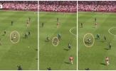 Vào sân từ ghế dự bị, bom tấn Pepe biến 2 cầu thủ Burnley thành trò hề