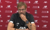 NÓNG! Klopp nhận định về khả năng ra sân của Salah, Alisson và Matip